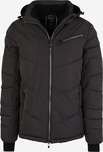 KILLTEC Športna jakna | črna barva, Prikaz izdelka