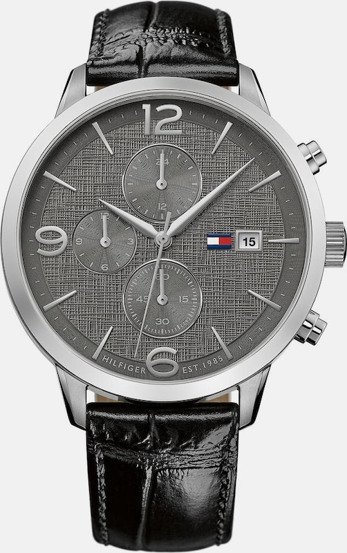 TOMMY HILFIGER Multifunktionsuhr 'Sophisticated Sport, 1710361'