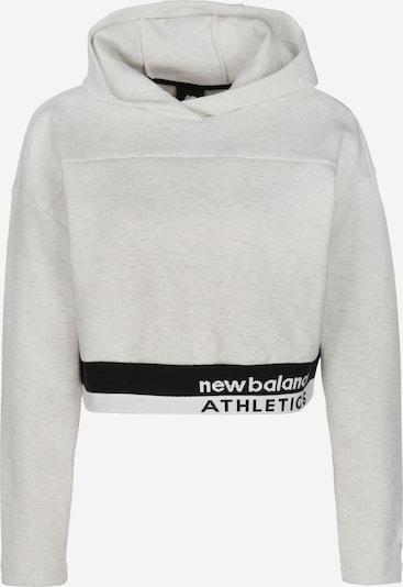 new balance Sweater 'WT01500' in grau, Produktansicht