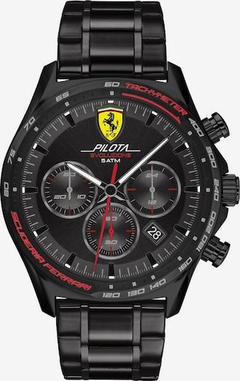 Scuderia Ferrari Uhr in schwarz, Produktansicht