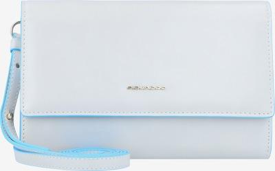 Piquadro Pochette en aqua / bleu clair, Vue avec produit