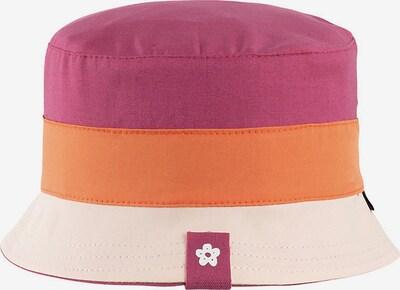 pure pure by BAUER Fischerhut in orange / pink / weiß, Produktansicht
