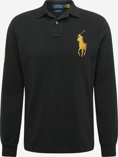 POLO RALPH LAUREN Shirt in goldgelb / schwarz, Produktansicht