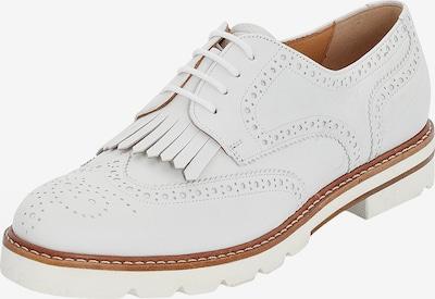 LLOYD Schnürschuh in weiß, Produktansicht