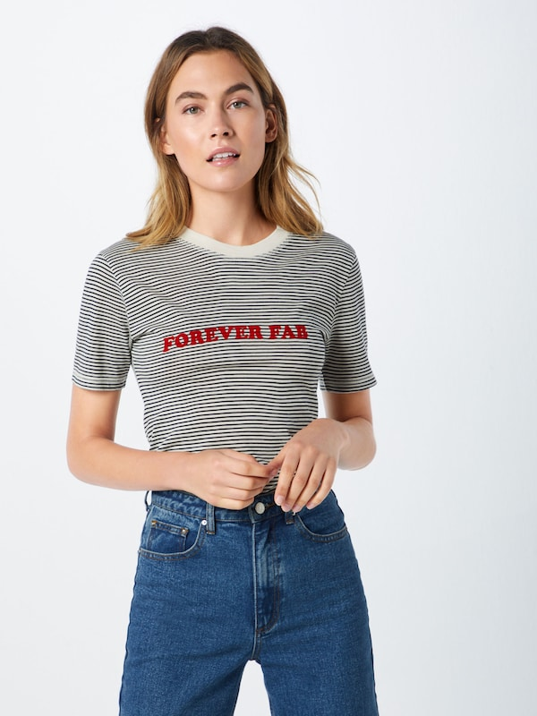 T En NoirBlanc 2nd Day Fab' '2nd Forever shirt 5q34ARjL