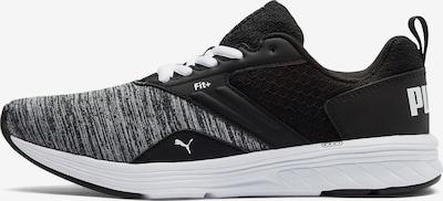 PUMA Sportschuhe in schwarz / weiß, Produktansicht