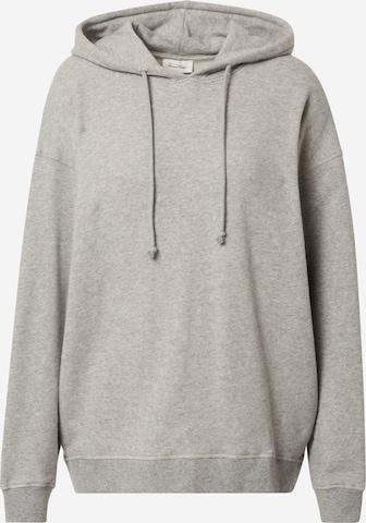 AMERICAN VINTAGE Sweatshirt 'Neaford' in Grey