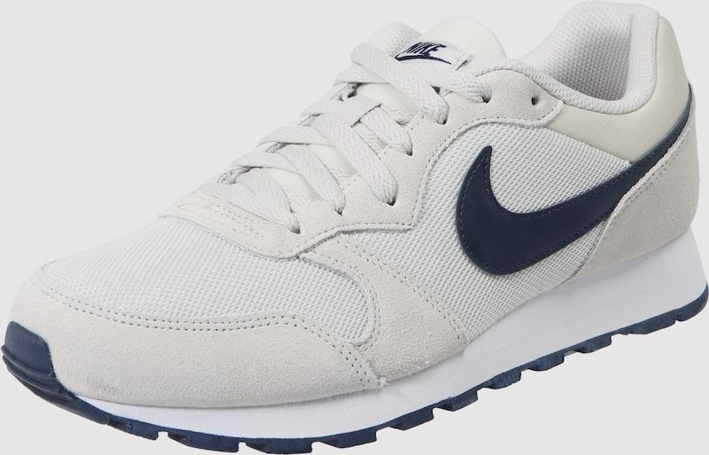 Nike Sportswear Turnschuhe 'Runner 2 Leder, Textil Lässig wild