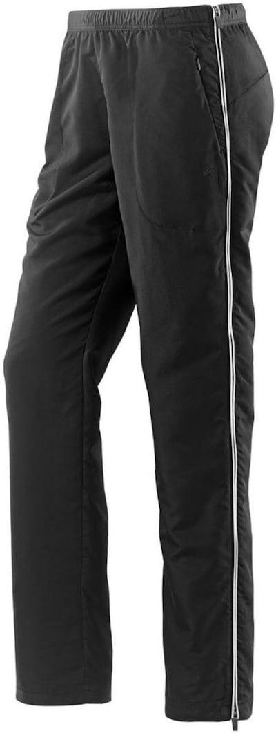 JOY SPORTSWEAR Hose 'Merrit' in schwarz / weiß, Produktansicht