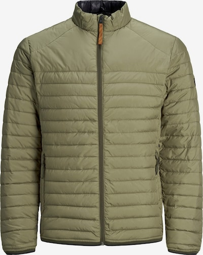 JACK & JONES Jacke in oliv, Produktansicht