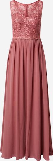 mascara Robe de soirée en rosé, Vue avec produit