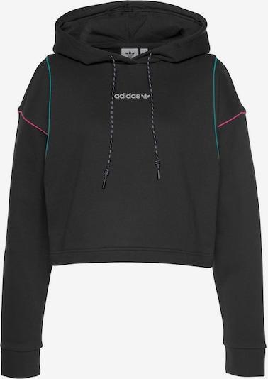 ADIDAS ORIGINALS Kapuzensweatshirt in mischfarben / schwarz, Produktansicht