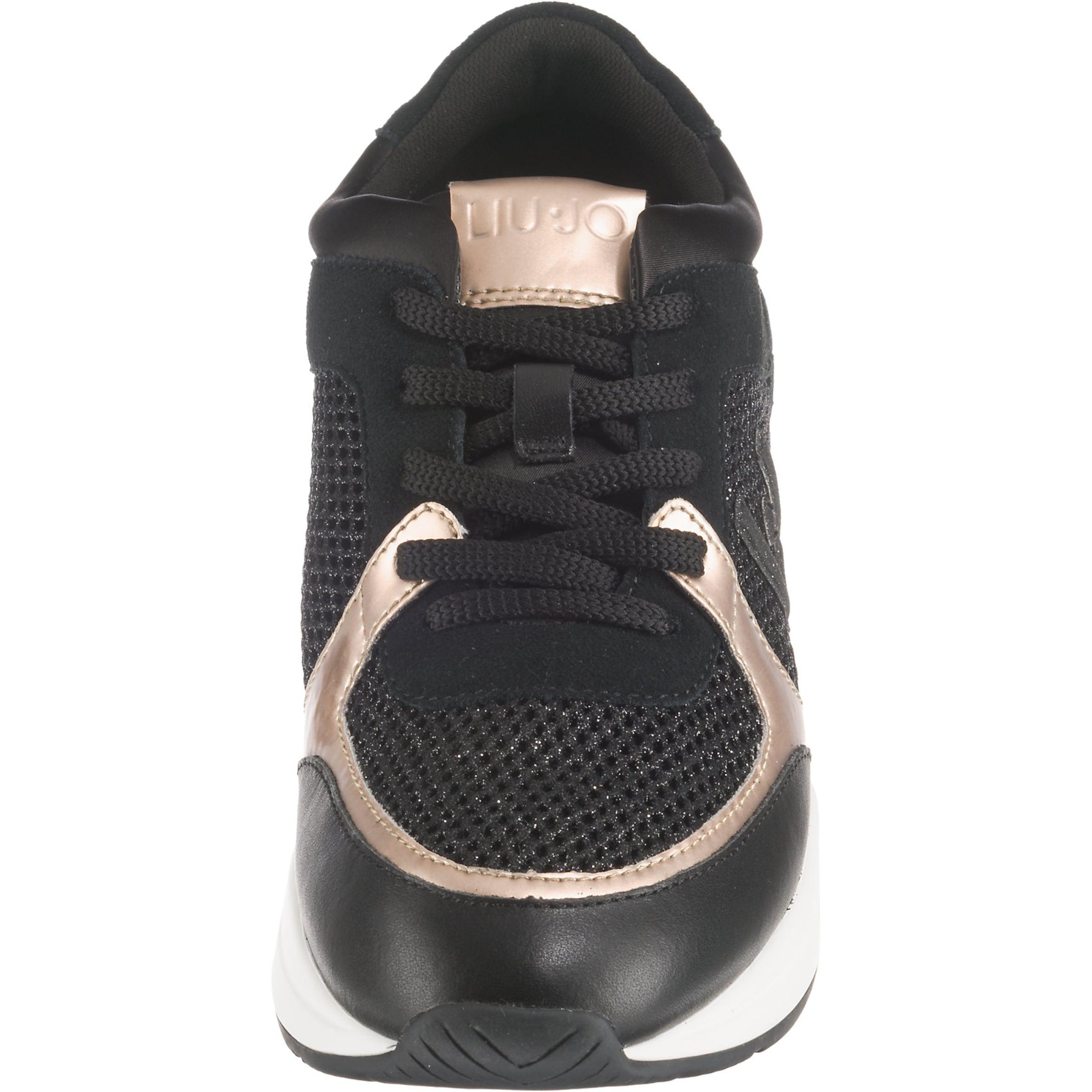 Jo 'karlie' Sneakers In Liu GoldSchwarz xhdBrCtQs