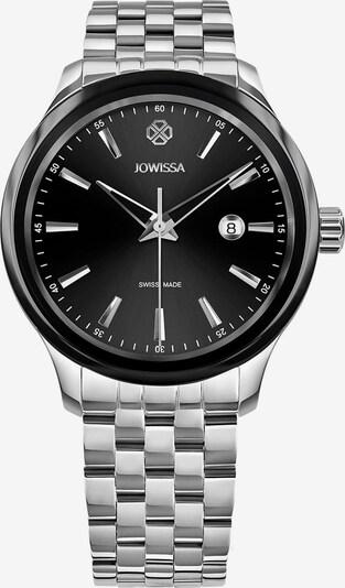JOWISSA Digitaal horloge 'Tiro' in de kleur Zwart / Zilver, Productweergave