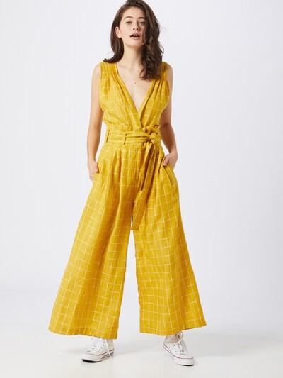 Mes Demoiselles Jumpsuit '20S_Cancun' in gelb, Modelansicht