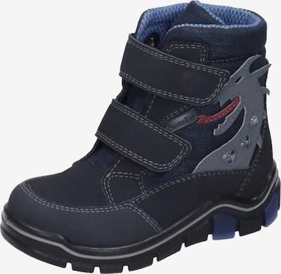 RICOSTA Laarzen 'GRISU' in de kleur Nachtblauw / Grijs, Productweergave