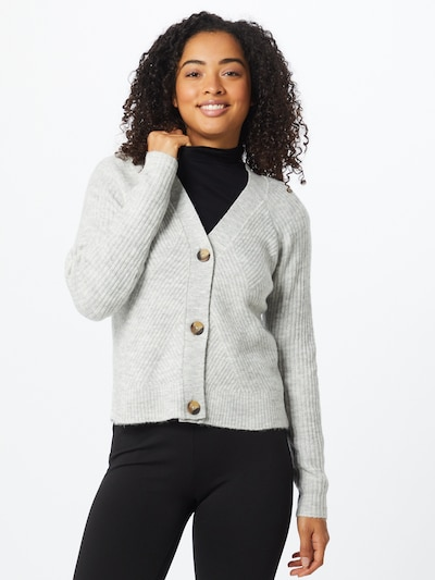 ONLY Knit cardigan in grey, View model