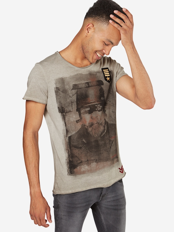 Key Largo Shirt 'MT CHAPTER round'