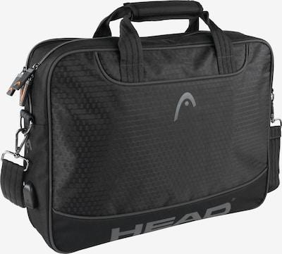 HEAD Sporttas in de kleur Grijs / Zwart, Productweergave