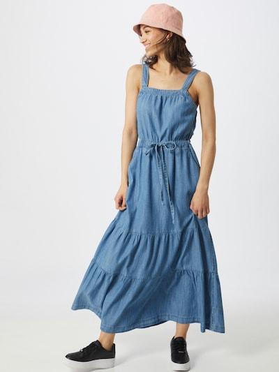GAP Kleid in indigo: Frontalansicht