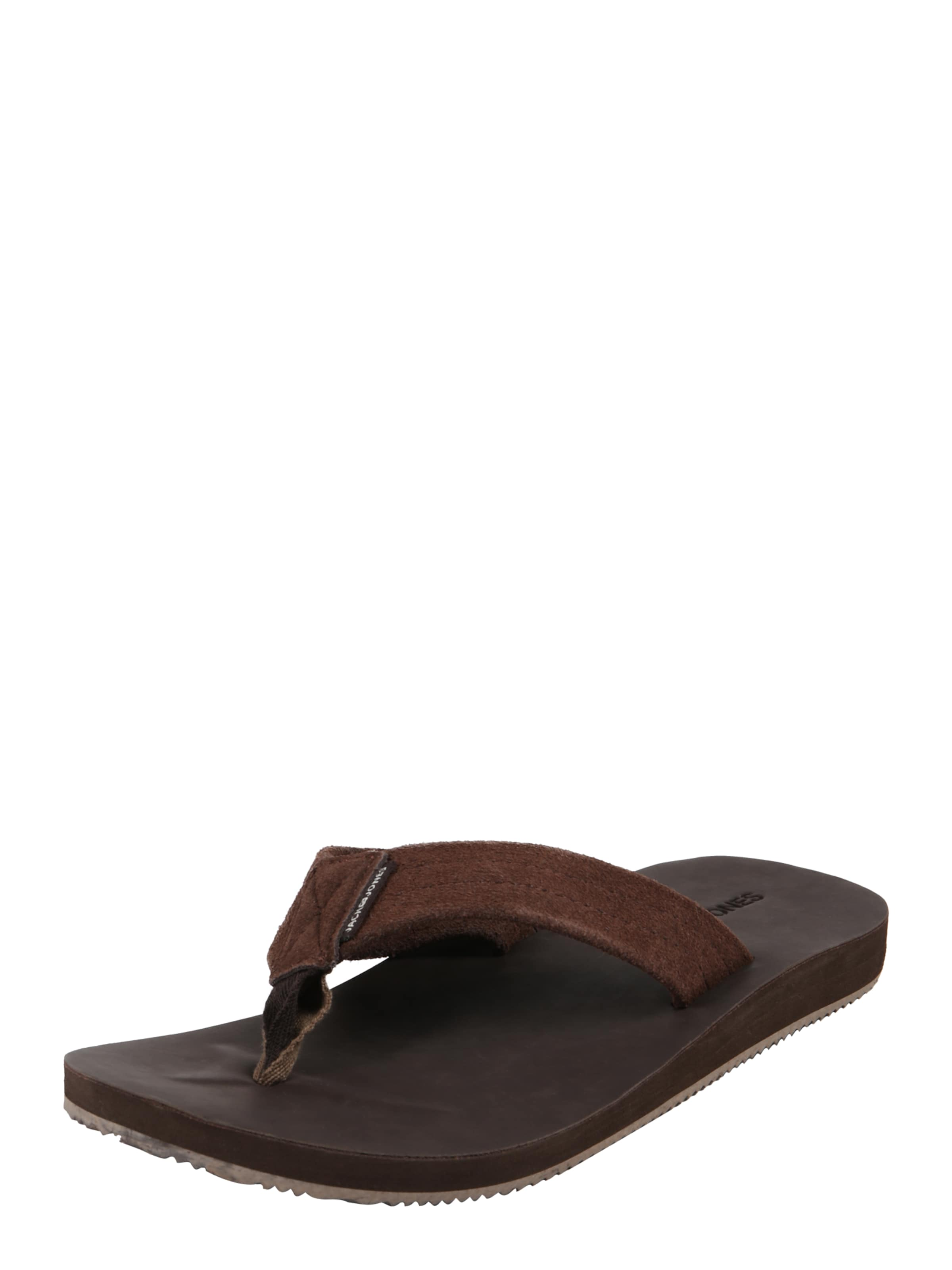 In Jackamp; Jones Dunkelbraun 'ramsey Slipper Suede' wnm8N0
