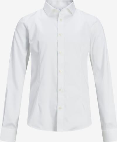 Jack & Jones Junior Hemd in weiß, Produktansicht