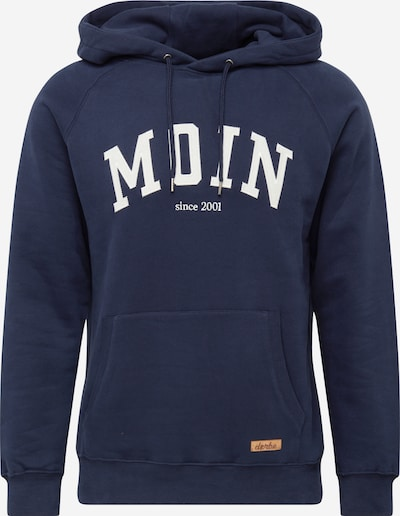 Derbe Sweatshirt 'Favorite Hoody Boys' in navy / weiß, Produktansicht