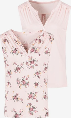 LASCANA Top in Pink