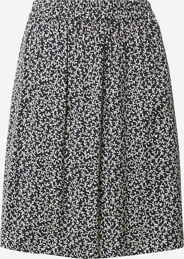 MOSS COPENHAGEN Suknja 'Lauralee Raye' u kobalt plava / bijela, Pregled proizvoda