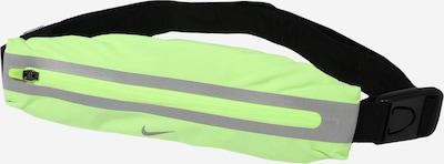 Borsetă sport NIKE Accessoires pe galben neon / verde neon, Vizualizare produs