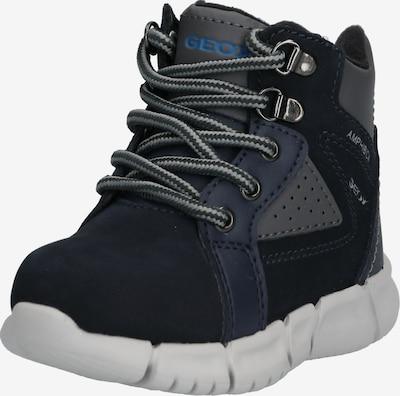 GEOX Schuhe in navy / dunkelgrau, Produktansicht