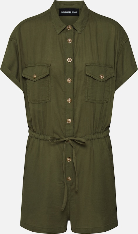 The Kooples Overall in khaki, Produktansicht
