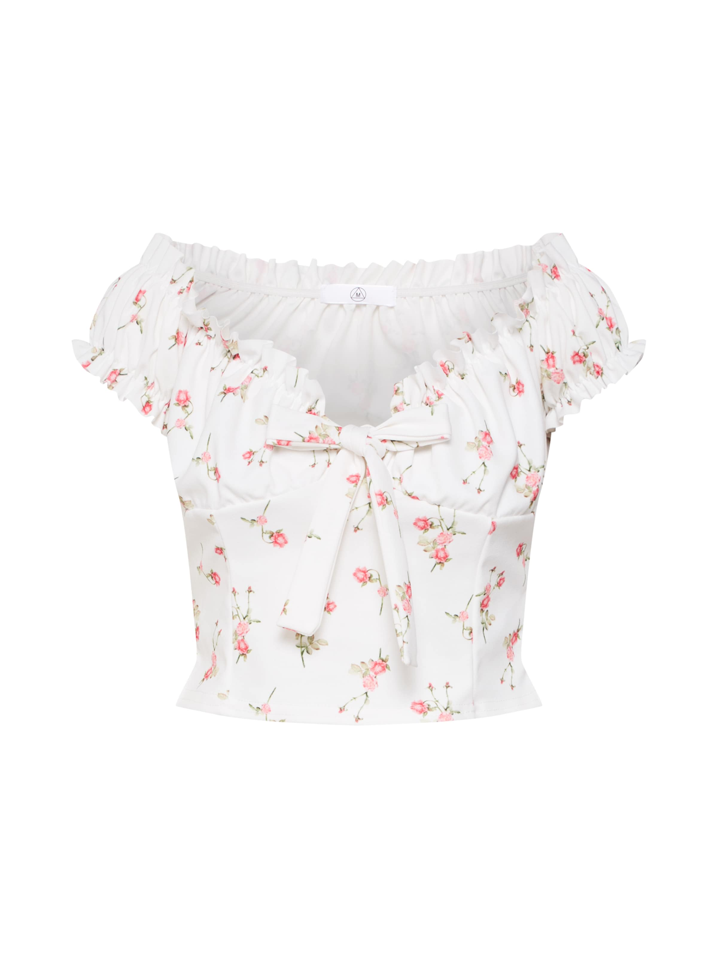 Missguided En Missguided T shirt RougeBlanc RougeBlanc T Missguided shirt En mv8n0ONwyP