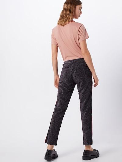 SCOTCH & SODA Kalhoty - černá: Pohled zezadu