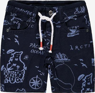 KANZ Shorts in blau, Produktansicht