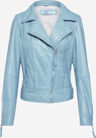 FREAKY NATION Jacke 'Chilly Girl' in hellblau, Produktansicht