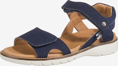 ZEBRA Sandalen Weite M für Mädchen in blau, Produktansicht