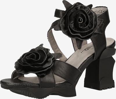 Laura Vita Sandale 'Arcmanceo' in schwarz, Produktansicht