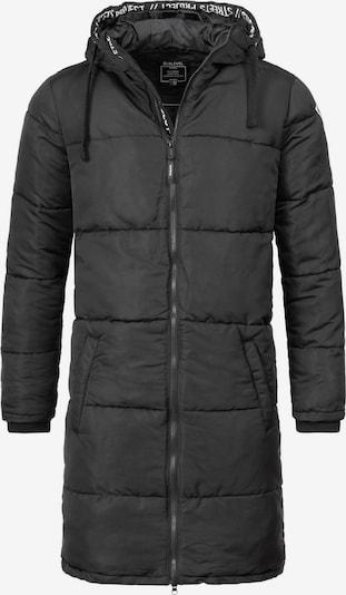Sublevel Wintermantel in schwarz, Produktansicht