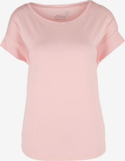 s.Oliver Shirt in pink: Frontalansicht