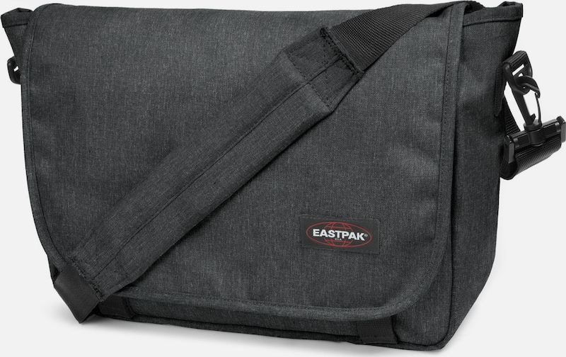 EASTPAK Authentic Collection JR Messenger in dunkelgrau / schwarz, Produktansicht