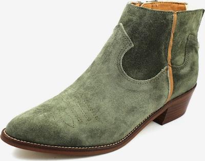 Alpe Stiefelette in grün, Produktansicht