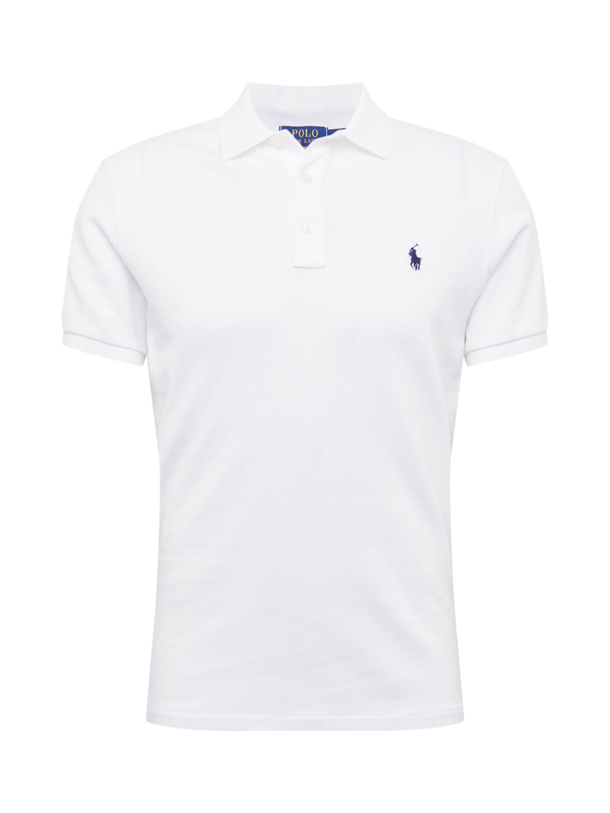 Polo knit' Ralph LaurenT shirt Sleeve In 'sskcm8 short Blanc TlFJcK13