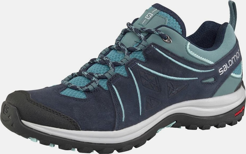 SALOMON Outdoorschuh 'OUTline Gore Tex® W' in grau mint