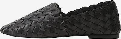 MANGO Mokassin in schwarz, Produktansicht