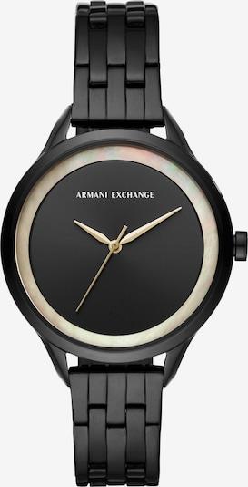 ARMANI EXCHANGE Uhr 'AX5610' in schwarz, Produktansicht