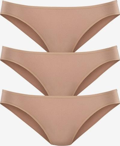 LASCANA Bikinislip in nude, Produktansicht