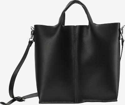 usha WHITE LABEL Handtasche in schwarz, Produktansicht