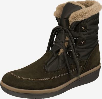 Natural Feet Snowboots 'Edura' in de kleur Bruin, Productweergave