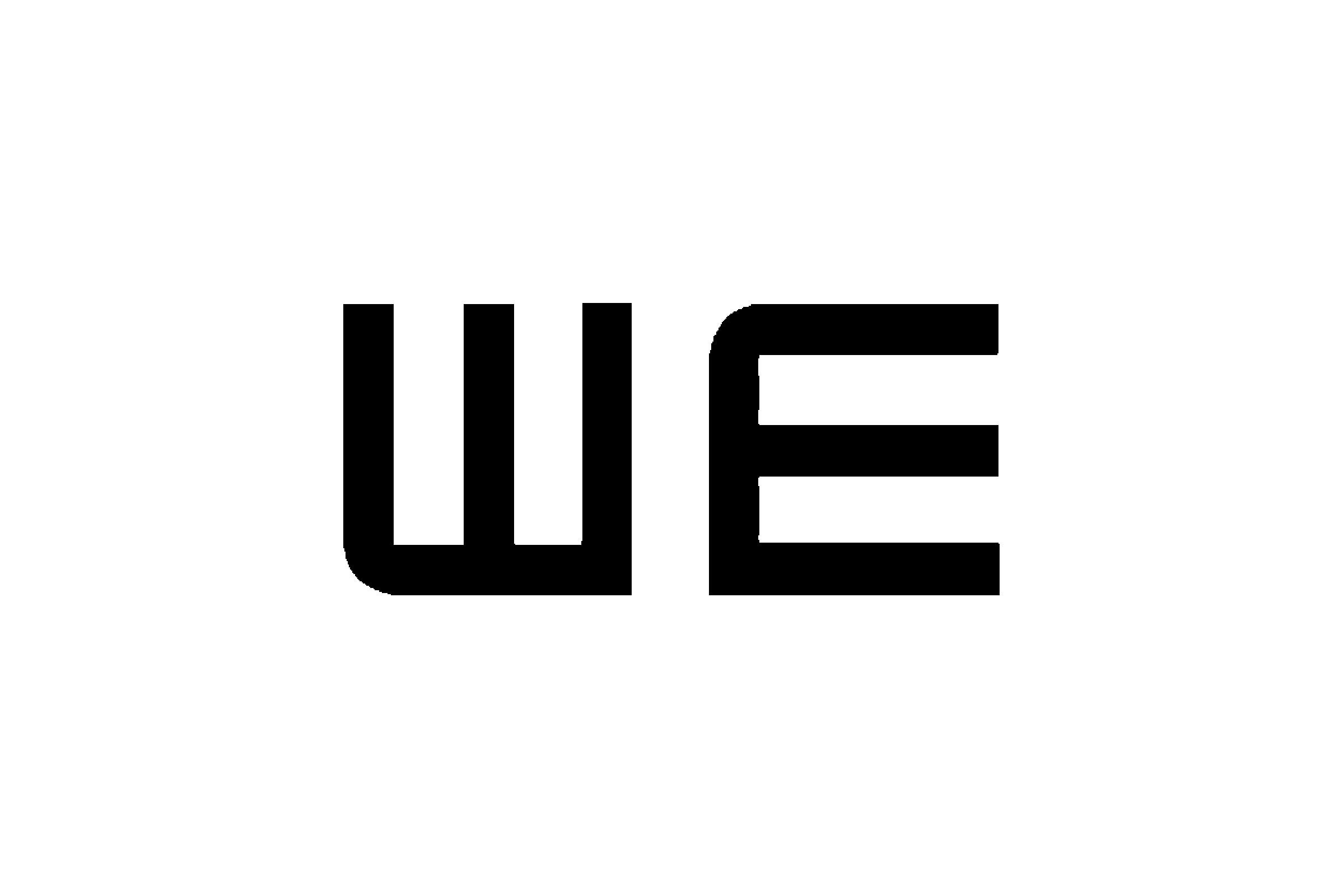 WE Fashion Logo